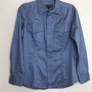 5.11 Tactical womens button up shirt patch pockets